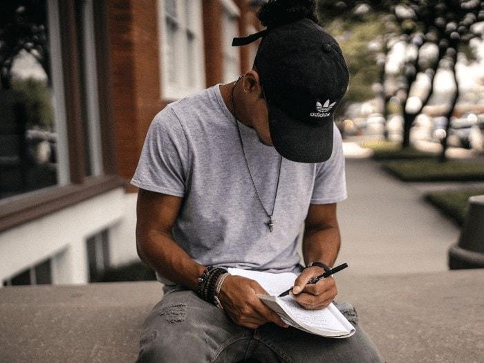 how to write a musician bio