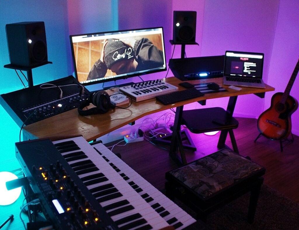 best led lighting studios
