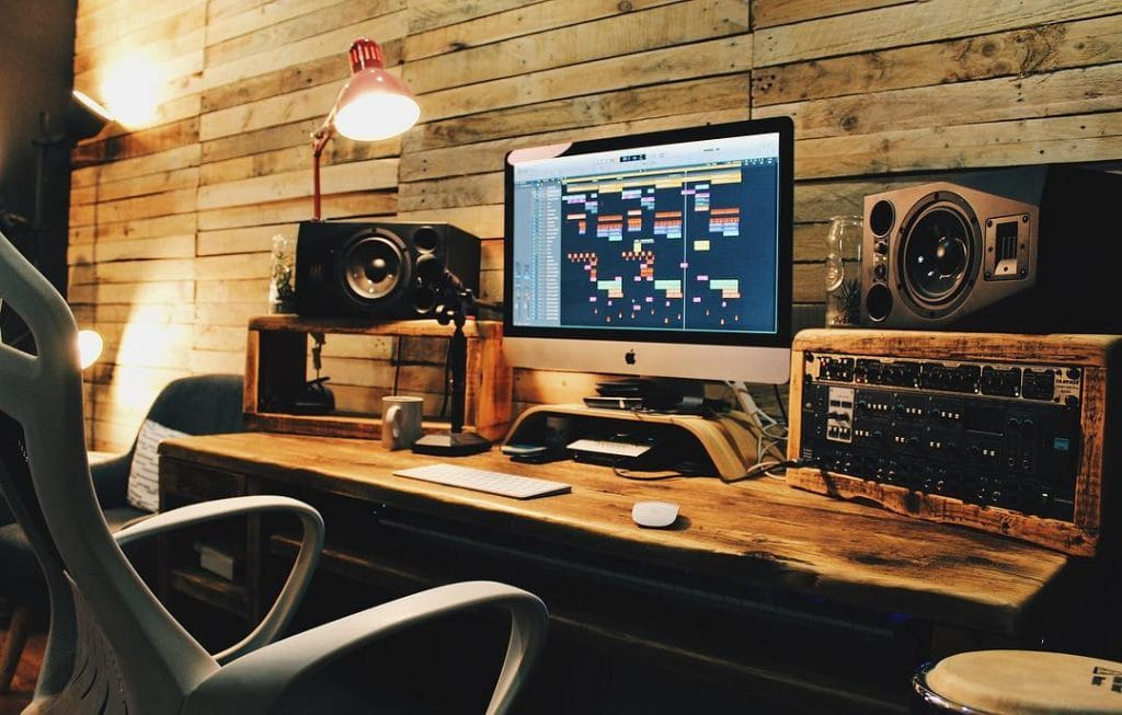 Music Studio Interior Design 7 Setups