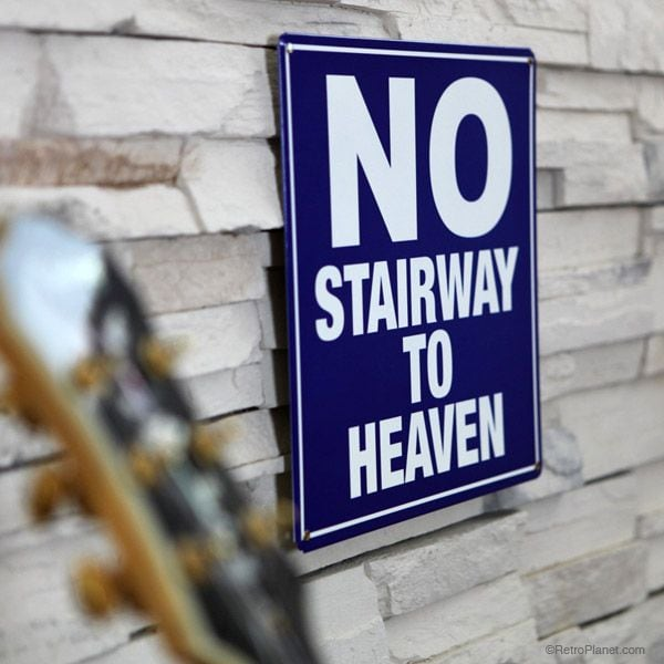 The Forbidden Riff: Why Stairway To Heaven Is Banned In Guitar Stores